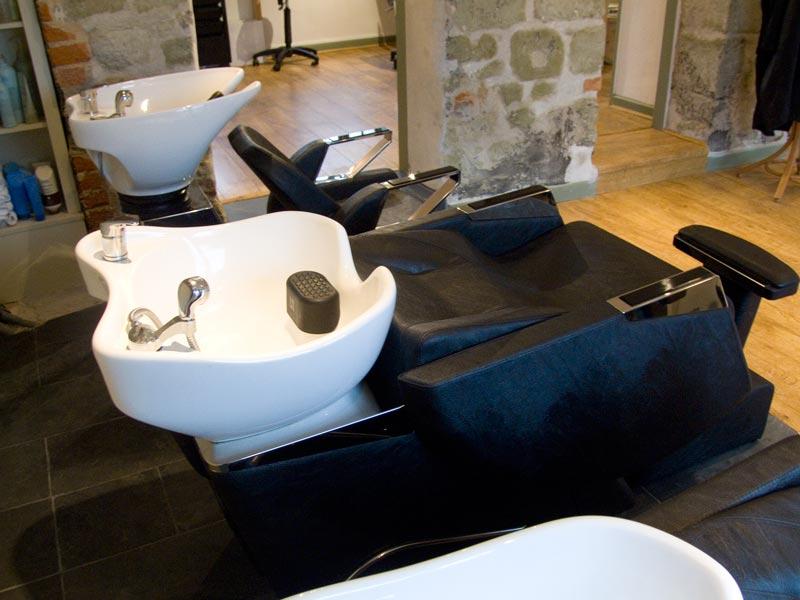 The hairdresser shaftesbury